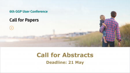 Call for Abstracts by GGP