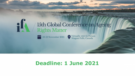 Call for Papers: Call for Abstracts: IFA Global Conference on Ageing