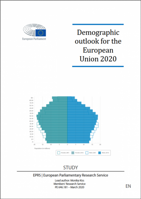 Books and Reports: Demographic Outlook for the European Union 2020
