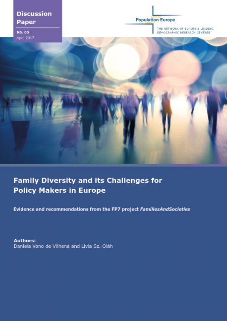 Discussion Paper No. 5: Family Diversity and its Challenges for Policy Makers in Europe (2017)