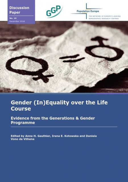 Discussion Paper No. 10: Gender (In)Equality over the Life Course