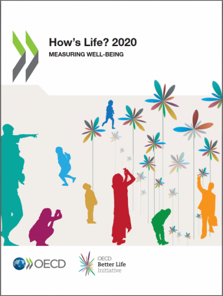 Books and Reports: How's Life? 2020: Measuring Well-being