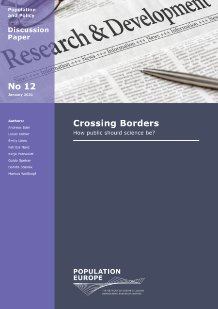 Discussion Paper No. 12: Crossing Borders