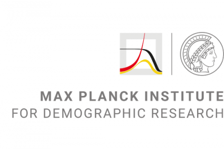 Max Planck Institute for Demographic Research Logo