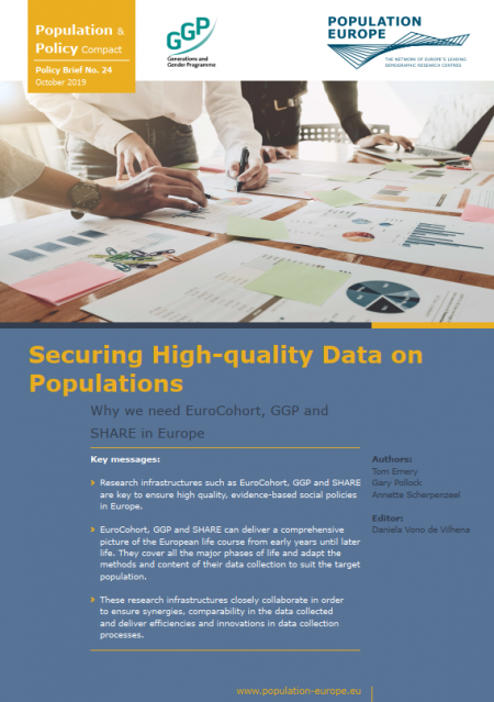 Securing High-quality Data on Populations