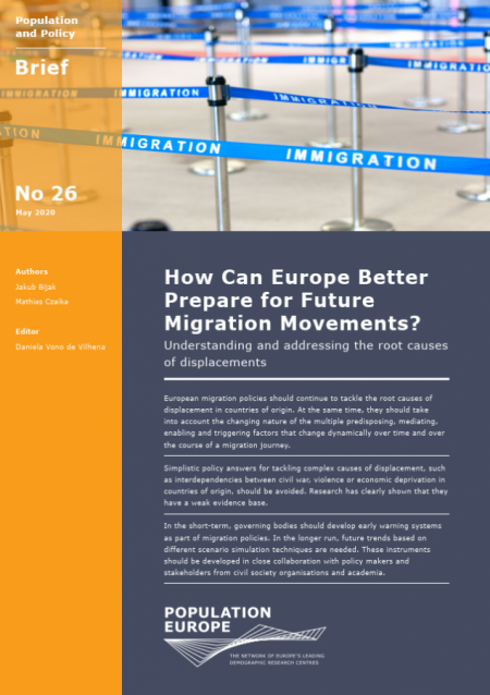 How Can Europe Better Prepare for Future Migration Movements?