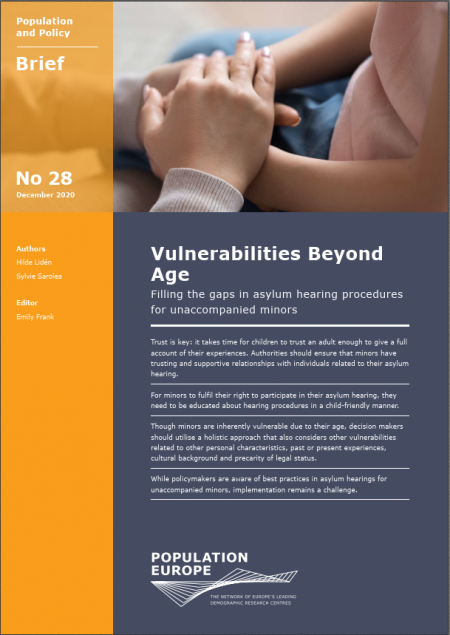 Vulnerabilities Beyond Age